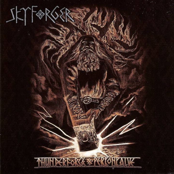 Skyforger - Thunderforce CD