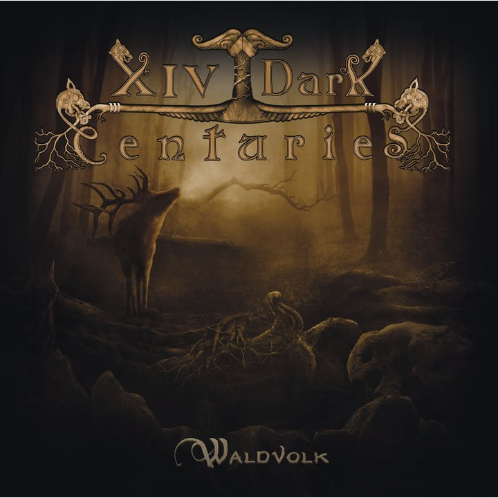 XIV Dark Centuries - Waldvolk CD
