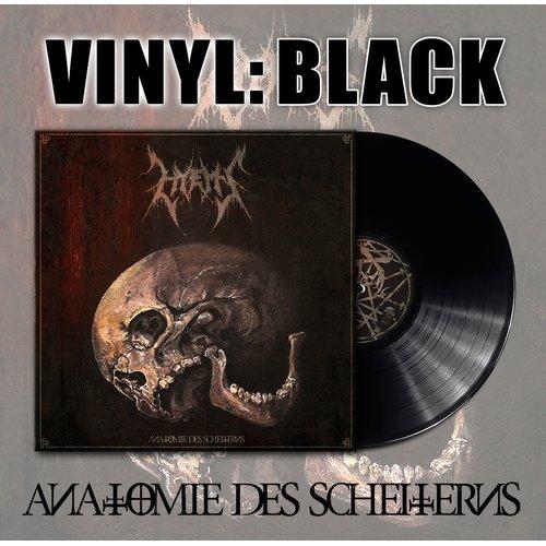 Hyems - Anatomie des Scheiterns BLACK LP