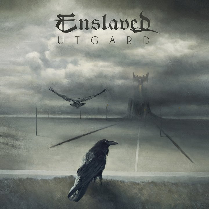 Enslaved – Utgard BLACK VINYL LP