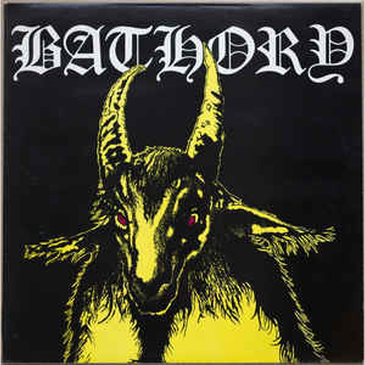 Bathory - Bathory (Re-Release) CD