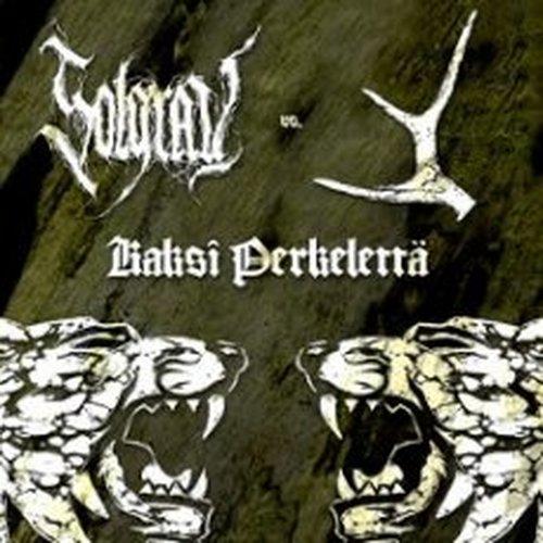Solgrav / F - Split CD