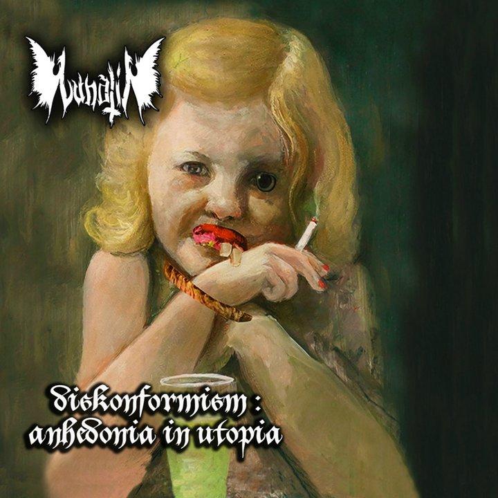 Lunatii - Diskonformism: Anhedonia In Utopia CD