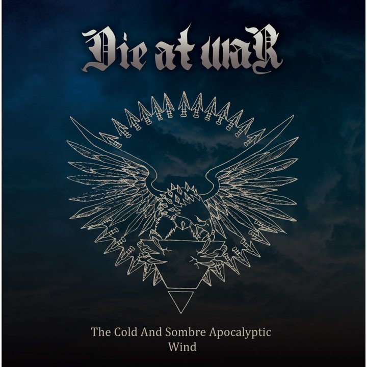 Diet At War - The Cold And Sombre Apocalyptic Wind CD