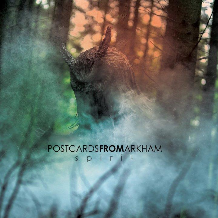 Postcards From Arkham – Spirit Digi-CD
