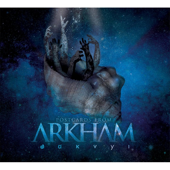 Postcards From Arkham – Oakvyl Digi-CD