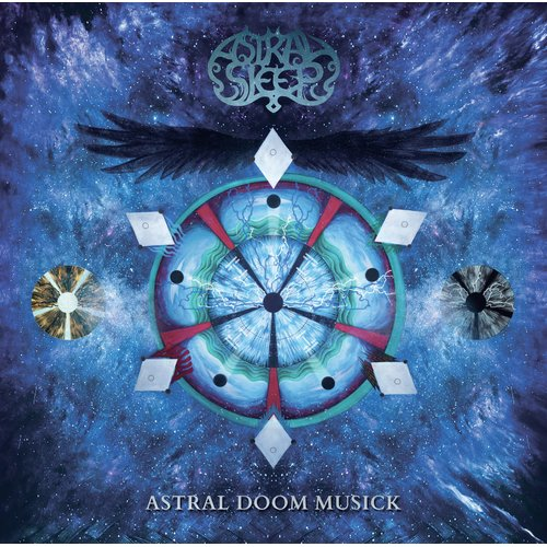 Astral Sleep - Astral Doom Musick LP