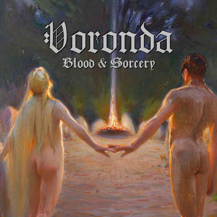 Voronda - Blood & Sorcery / Reclaiming the Sign Digi-2-CD