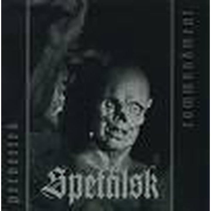 Spetälsk - Perverted Commandment CD