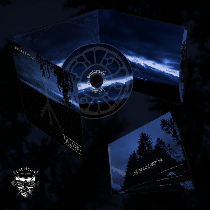 Wintarnaht - Hriuwa Digi-CD