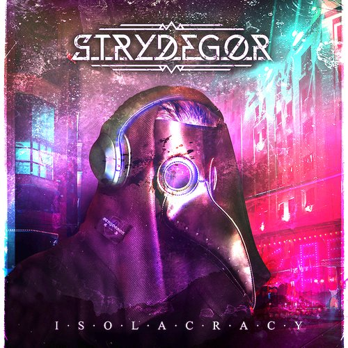 Strydegor - Isolacracy Digi-CD