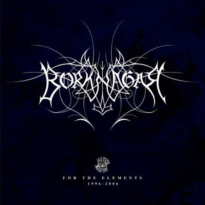 Borknagar - For The Elements 1996-2006 CD
