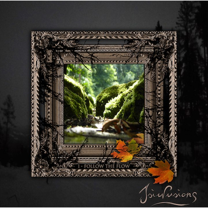 Isiulusions - I - Follow The Flow Digi-CD