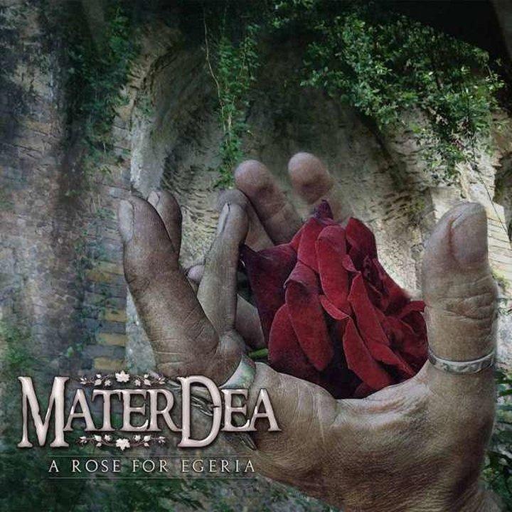 MaterDea - A Rose For Egeria Digi-CD