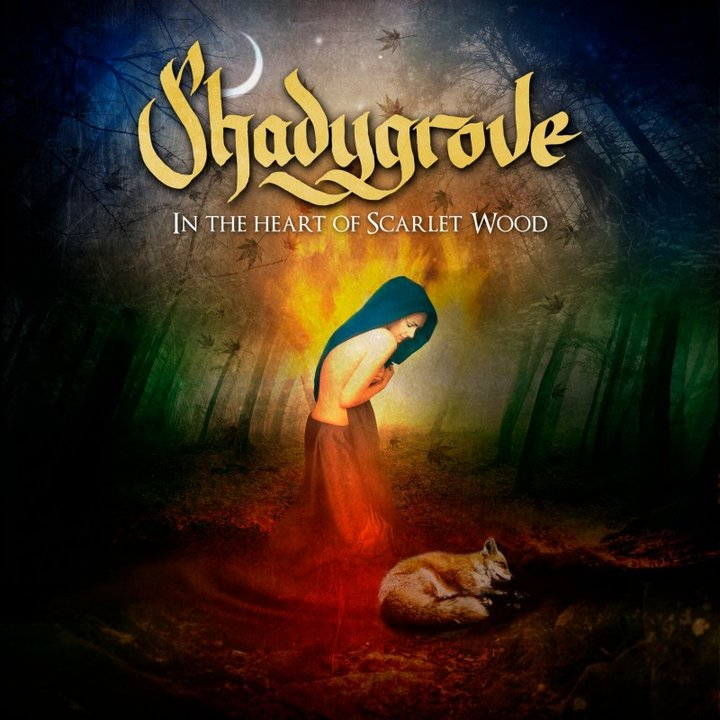 Shadygrove - In The Heart Of Scarlet Wood Digi-CD