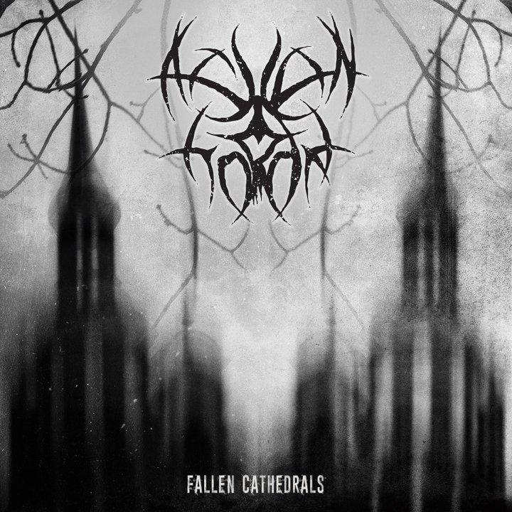 Ashen Horde – Fallen Cathedrals CD