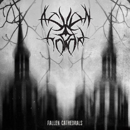 Ashen Horde – Fallen Cathedrals Digi-CD
