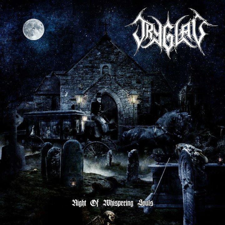 Tryglav – Night Of Whispering Souls Digi-CD