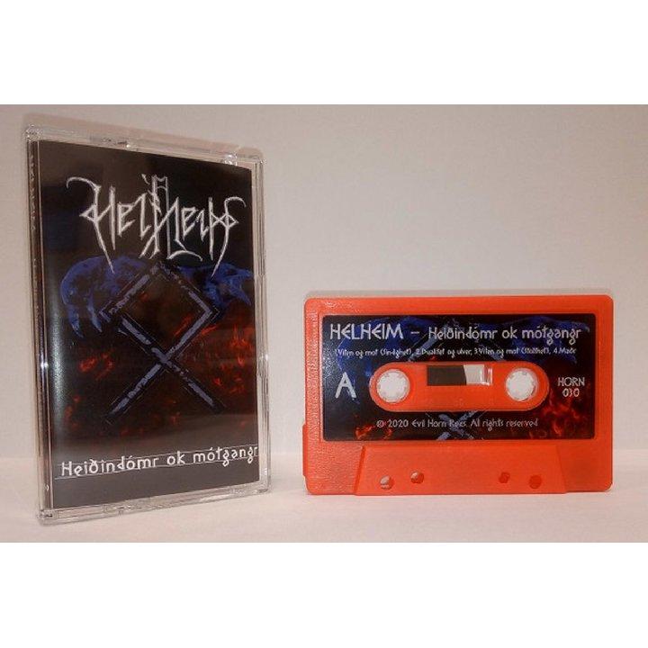 Helheim - Heidindomr ok Motgangr MC