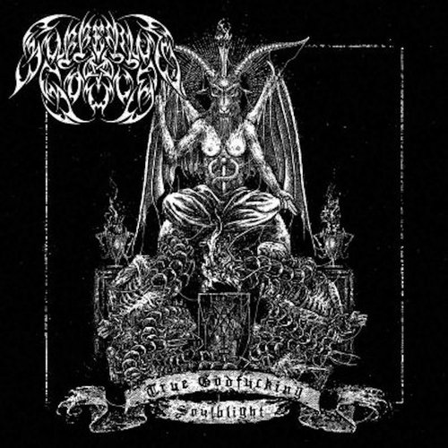 Suffering Souls - True Godfucking Soulblight Digi-CD