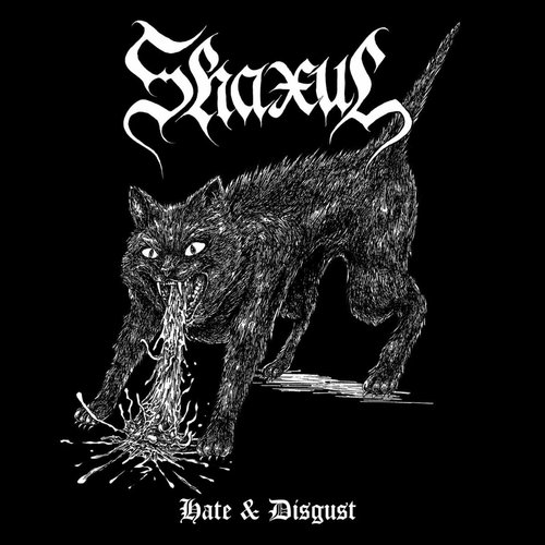 Shaxul - Hate & Disgust CD