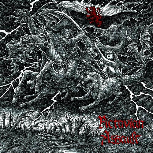 Pictavian Assault - Compilation CD