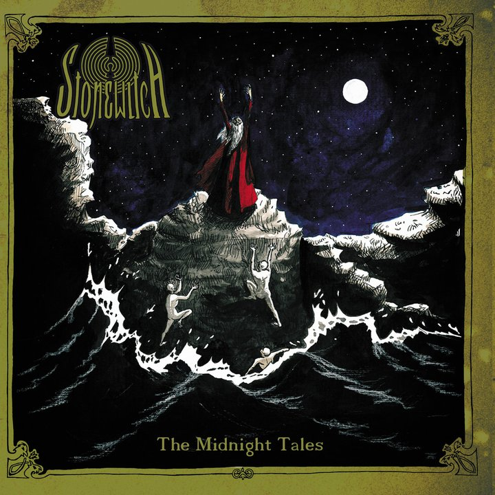 Stonewitch - The Midnight Tales CD