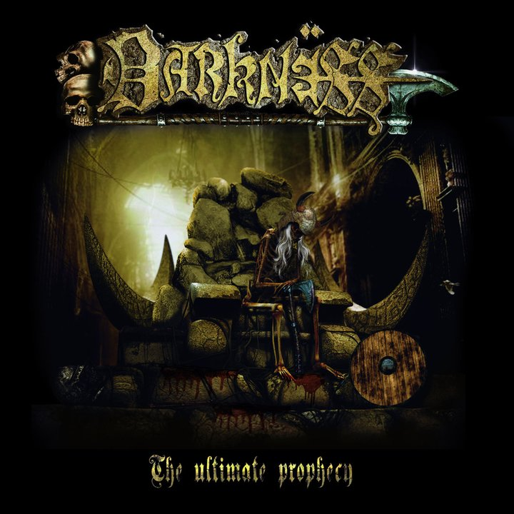 Darknëss - The Ultimate Prophecy 2CD