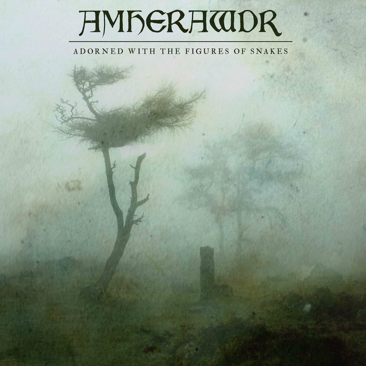 Amherawdr - Adorned With The Figures Of Snakes Digi-CD