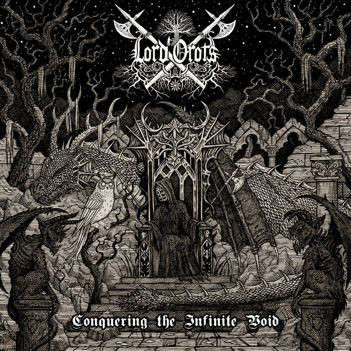 Lord Orots - Conquering The Infinite Void Digi-CD