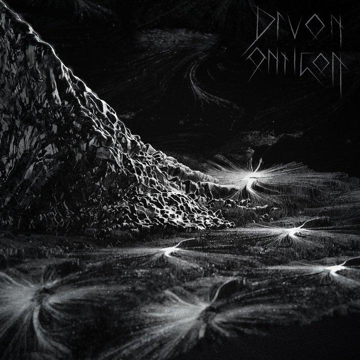 Druon Antigon - Desontstijging Digi-CD