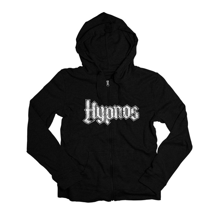 Hypnos - Logo Hooded Sweat Jacket
