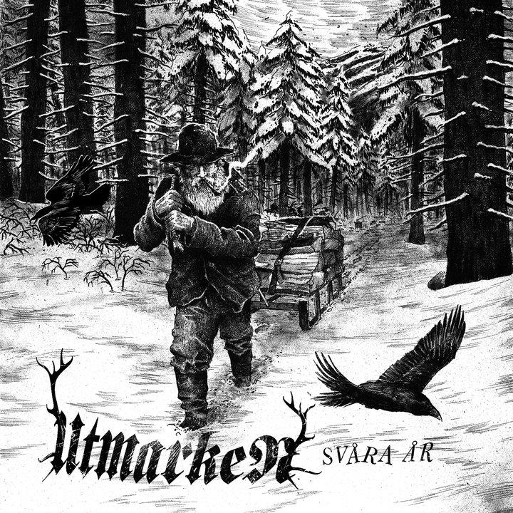 Utmarken - Svåra År CD