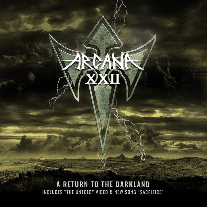 Arcana XXII - A Return To The Darkland + The Untold Digi-CD+DVD