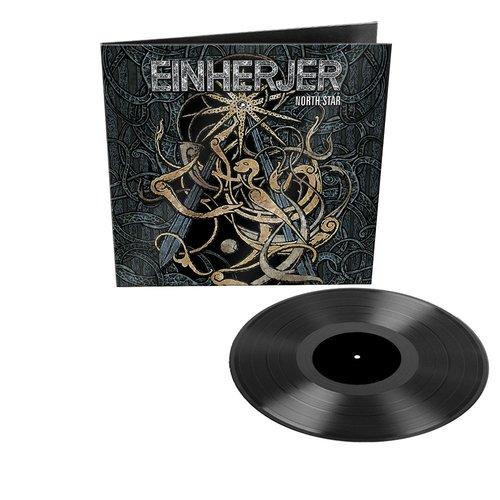 Einherjer - North Star BLACK LP