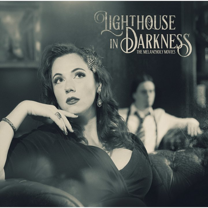 Lighthouse In Darkness - The Melancholy Movies Digi-CD