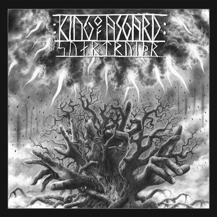 King Of Asgard - Svartrviðr Digi-CD
