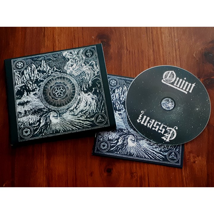 Dauþuz / Rimruna / Schattenvald / Nemesis Sopor – Quintessenz Split Digisleeve-CD
