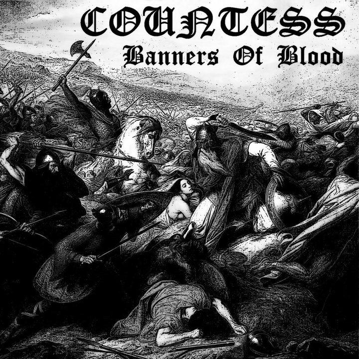 Countess - Banners Of Blood Digi-CD