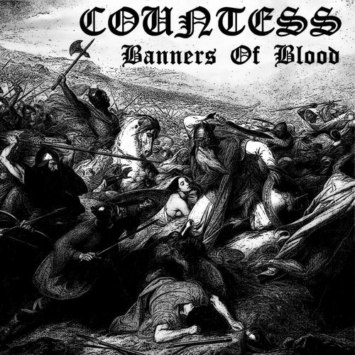 Countess - Banners Of Blood Digi-CD
