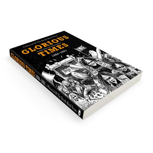 Glorious Times - A Pictorial Of The Death Metal Scene...