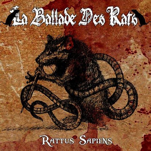 La Ballade Des Rats - Rattus Sapiens Digi-CD