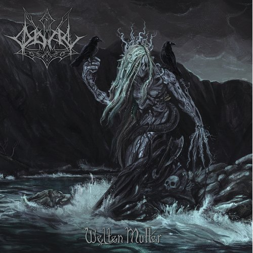 Odal - Welten Mutter BLACK LP