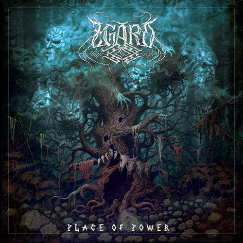 Zgard - Place of Power Digi-CD