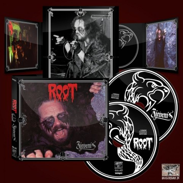 Root - Zjeveni / Noc Plna Hvezd Digi-2-CD