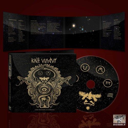 Kaltvindur - ...And Nothing Is Endless Digi-CD