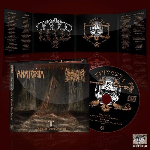 Anatomia/Shampless - Abyssal Doom Oriental Digi-CD