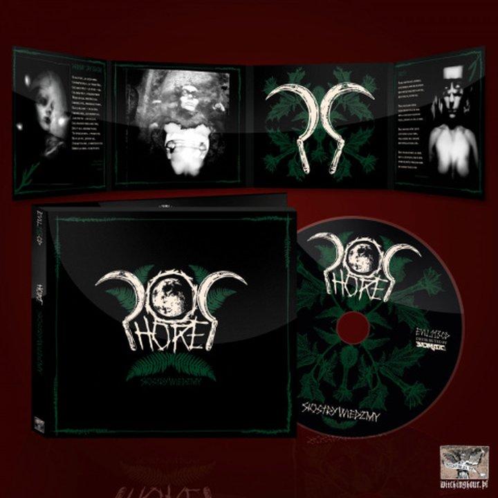Hore – Siostry Wiedzmy Digi-CD