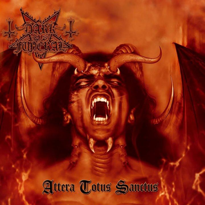 Dark Funeral - Attera Totus Sanctus CD