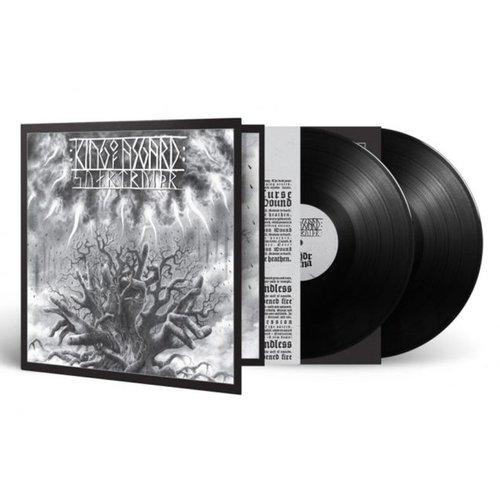 King Of Asgard - Svartrviðr BLACK 2-LP